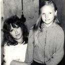 Alla Pugacheva with her daughter Kristina Orbakaite