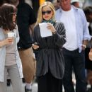 Kate Hudson - On Set Of Her New Film