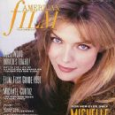 Michelle Pfeiffer - American Film Magazine Cover [United Kingdom] (January 1991)