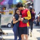 Camila Mendes and Charles Melton – Out in LA 06/05/2019 - 454 x 642