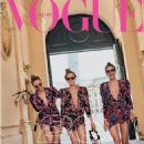 Vogue Russia September 2018 - 454 x 594