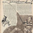 Barbara Bel Geddes - Funk und Film Magazine Pictorial [Austria] (25 February 1949)