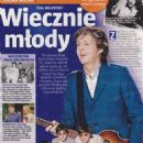 Paul McCartney - Tele Tydzień Magazine Pictorial [Poland] (16 March 2018) - 454 x 624