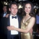 Brian Benben and Madeleine Stowe At The 66th Annual Academy Awards (1994)