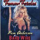 Pamela Anderson - Femme Fatales Magazine [United States] (June 1996)