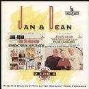 Jan & Dean - Ride The Wild Surf / The Little Old Lady From Pasadena