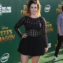 Jillian Rose Reed – 'Pete's Dragon' Premiere in Hollywood 8/8/2016 - 454 x 725