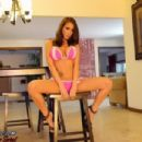 Sandee Westgate Pink Bikini Table