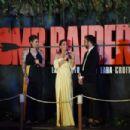 Alicia Vikander – 'Tomb Raider' Premiere in Mexico