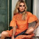 Stella Maxwell - Vogue Magazine Pictorial [Thailand] (January 2018) - 454 x 591
