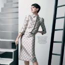 Anne Hathaway - Harper's Bazaar Magazine Pictorial [United Kingdom] (February 2013)