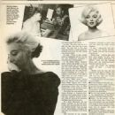 Marilyn Monroe - Titbits Magazine Pictorial [United Kingdom] (25 September 1982)