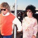 Elizabeth Taylor and Larry Fortensky - 454 x 382