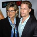 Ashleigh Banfield and Howard Gould
