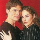 Crystal Chappell and Daniel Cosgrove