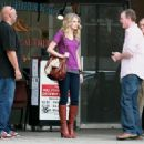 Taylor Swift - Los Angeles Candids, 19.01.2009.