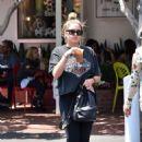 Ashley Benson – Grabbing an iced drink in Los Angeles - 454 x 681