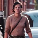 Lily Allen with Sam Cooper – Out in Chelsea - 454 x 803