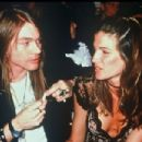Stephanie Seymour and Axl Rose - 454 x 303