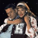 Cheryl Pollak and Corin Nemec