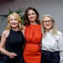 Emily Mortimer – 'The Party' Screening in NYC - 454 x 303