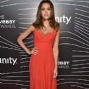 Jessica Alba attends the 20th Annual Webby Awards at Cipriani Wall Street on May 16, 2016 in New York City