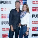 Jon Bon Jovi and wife Dorothea Hurley attend The Public Theater's Annual Gala at Delacorte Theater on June 9, 2015 in New York City.