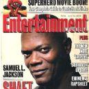 Samuel L. Jackson - Entertainment Weekly Magazine [United States] (16 June 2000)
