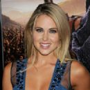 Anna Hutchison - Spartacus War Of The Damned premiere