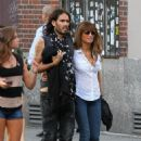 Russell Brand and Jemima Khan - 454 x 664