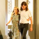 Dianna Agron and Winston Marshall on a dinner date in New York City
