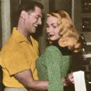 Joi Lansing and Bob Cummings