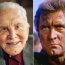 Kirk Douglas ... Then and Now - 454 x 306