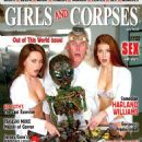 Penny Drake on cover of Girls and Corpses - 454 x 590