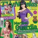 Maribel Guardia- TVyNovelas Mexico Magazine July 2013 - 454 x 635