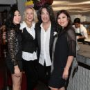 Paul Stanley and Erin Sutton attend Crustacean Beverly Hills Hosts 'An Iconic Affair' In Celebration Of Its 20th Anniversary & Grand Reopening - 454 x 340