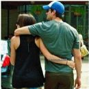 James Lafferty and Shantel VanSanten - 454 x 454