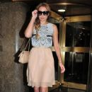 Lauren Conrad Arrives at the NBC Studios in NYC