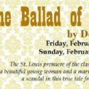 Baby Doe Opera Ticket - The Ballad of Baby Doe - 454 x 174