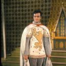 Robert Goulet as LANCELOT Du LAC In The 1960 Broadway Production Of CAMELOT - 451 x 443