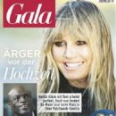 Heidi Klum and Seal - Gala Magazine Cover [Germany] (25 July 2019)