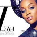 Tyra Banks - Harper's Bazaar Magazine Pictorial [Singapore] (January 2013)
