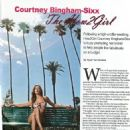 Courtney Bingham - Westside People Magazine Pictorial [United States] (July 2014) - 454 x 597