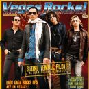 Scott Weiland, Robert DeLeo, Dean DeLeo, Eric Kretz - Vegas Rocks Magazine Cover [United States] (February 2011)