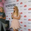 Paris Hilton – Promoted her new perfume in Sydney