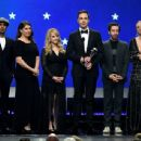 The Big Bang Theory cast At The 24th Annual Critics' Choice Awards - Show - 454 x 343