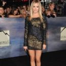 "Ashley Tisdale: at the premiere of Summit Entertainment's ""The Twilight Saga: Breaking Dawn - Part 2"" at Nokia Theatre L.A. Live"