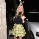 Joanna Krupa Night Out In La