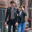 Dakota Johnson out in New York with Matt Hitt (May 3, 2016) - 454 x 698