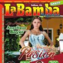 Angelique Boyer - La Bamba Magazine Cover [United States] (26 January 2012)